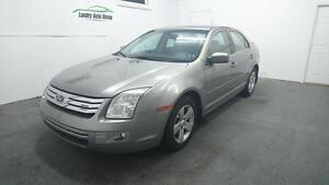 2008 Ford Fusion SEL AWD!
