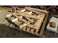 Wooden / Timber Pallets Free to Collector