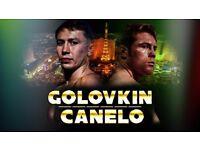 Canelo Alvarez vs Gennady Golovkin Ringside Tickets