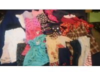 Girls clothes bundle 3-4 years.