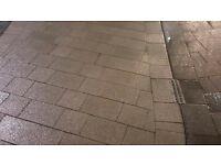 Paving Blocks - New 60mm and 85mm