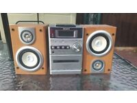 Sony CD/tape sound system