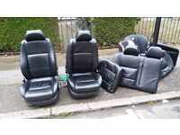 VW MK4 leather seats (full set)