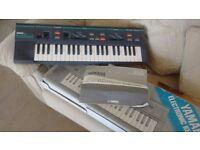 Yamaha PSS-160 Electronic keyboard (1980s)