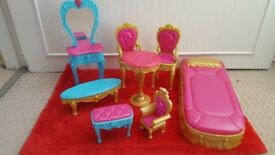 Barbie dolls' furniture