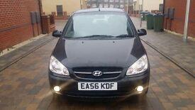 2007 Hyundai Getz 1.4 cdx Petrol Manual 5 Door Hatchback 58,000 Miles Black ( Must Go This Week )
