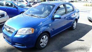 2007 Chevrolet Aveo LS pneu hiver neuf! frein neuf! extra clean!