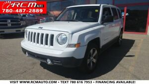 2016 Jeep Patriot High Altitude 4x4 LOADED SUV LEATHER SUNROOF