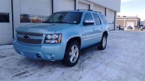 2011 Chevrolet Tahoe LTZ Entertainment Package