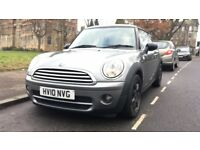 2010 MINI COOPER D GRAPHITE EDITION 110 BHP DIESEL 6 SPEED MANUAL. ONLY £20 ROAD TAX, 72 MPG