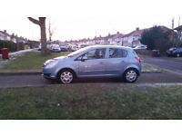 2007 Vauxhall Corsa 1.2cc 75k Low Mileage Long Mot Remote Central Locking P/X Welcome