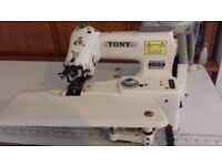 Tony H-101-M Industrial Blindstitch/Hemmer Sewing Machine
