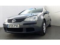 2005 | VW Golf 1.4S | Manual | Petrol | 1 Year MOT | 2 Former Keeper | Service History | New Cambelt