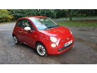 2015 Fiat 500 1.2 Colour Therapy (s/s) 3dr £30 Road Tax