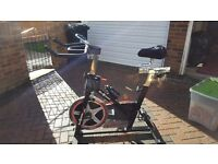 Exercise Bike For Sale - Good Condition (Rarely Used)