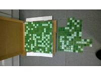 Mosaic Green Colours Tile Sheets