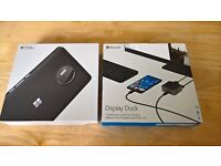Microsoft Lumia 950XL (white) with official Continuum dock - *Unlocked*