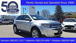 2011 Ford Edge SEL FWD   One Owner   Leather