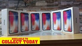 BNIB Apple iPhone X - 256GB - Space Grey (Unlocked) Smartphone COLLECT TODAY!