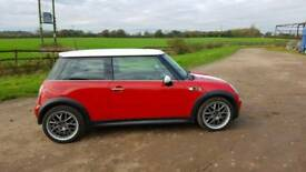 Bmw mini one cooper s look a like