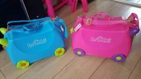 Trunki suitcases