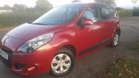 ✔🚘2010 RENAULT SCENIC ONLY 40k Miles🚘✔Nt meriva c-max verso note fusion peugeot citreon c4 picasso