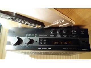 Yamaha rx-v396rds av receiver