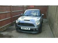 Mini Cooper S 2008 JCW bodykit