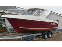 ARVOR 230 brand new NANNI 230hp diesel, 10 minutes running £37500 just reduced to sell