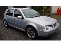 Vw MK4 Golf GT TDI - 150Bhp, Recaro Heated Leather Seats, 18' RS4 Alloy Wheels, 130k ,Rare-Sunroof