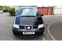 2004 Seat Alhambra 1.9 TDI PD S 5dr (7 seat) One Owner HPI Clear @ 07445775115 @