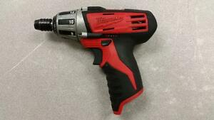 Milwaukee M12 Screwdriver Drill - BARE TOOL