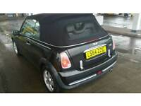 2004 MINI ONE 1.6cc..CONVERTIBLE..MOT..SERVICE HISTORY..TOP RUNNE..HPI CLEAR