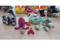 Pets in My Pocket Various - Puppies/Ocean/Zoo/Ponies
