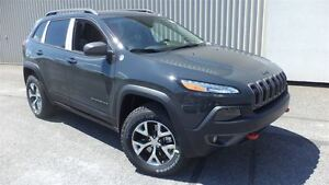 2016 Jeep Cherokee Trailhawk *-*0% 60 MOIS*-* =TEMPS FROID=