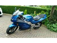 For sale is my suzuki rf600rv