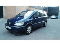Vauxhall zafira 2.0 diesel 12 months mot