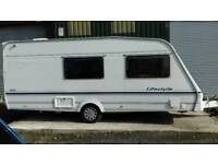 1998 Swift Lifestyle 510 NT Baronet caravan