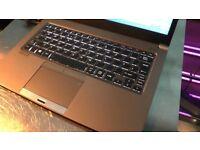 Toshiba Portege Z30 UltraBook laptop 128gb SSD 8gb ram Intel Core i3 4th generation processor