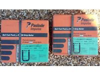 Building Materials: Paslode: Fuel Pack for IM350 Strip Nailer ( Nails)