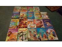 A collection of Disney Books as New.