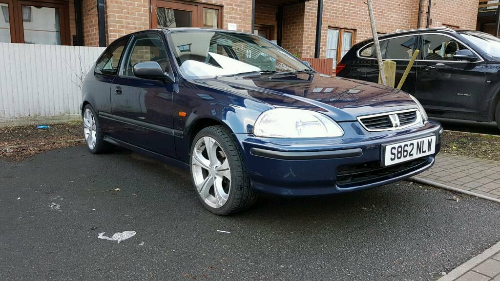 honda civic 1 4 ej9 long mot service history slightly modified in high wycombe. Black Bedroom Furniture Sets. Home Design Ideas