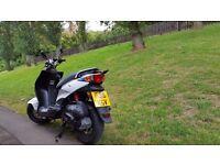 Kymco Agility RS 50 Naked 2–stroke,