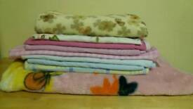 Baby Cot Sheets and Blankets