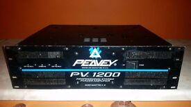 PEAVEY amplifier PV-1200