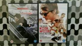 Misson Impossible duo