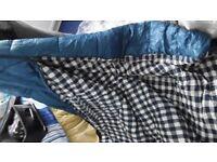 New ProAction Double Sleeping Bag