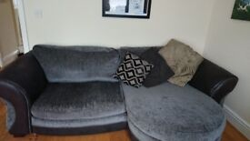 For sale Corner sofa right hand or left hand facing