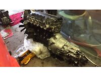 BMW M3 S50b30 engine and e30 conversion parts