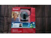 Webcam. By Microsoft. £5.00